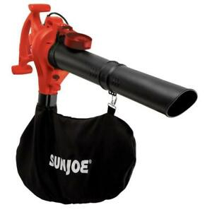 New Sun Joe SBJ603E-RED 3-in-1 Electric Blower ( Pick up) PI1