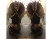 *Mobile hair stylist*