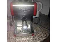 Cooks professional coffee maker