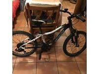 Specialised hot rock kids bike