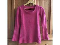 Pink jumper IKKS small