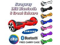 BRAND NEW SAMSUNG SEGWAY BLUETOOTH LED hoverboard swegway