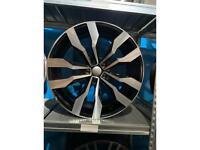 Alloy wheels rims alloys fits vag Audi Vw seat skoda