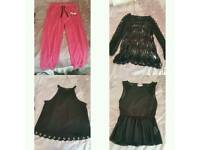 Womens clothes size 8, 10, 12