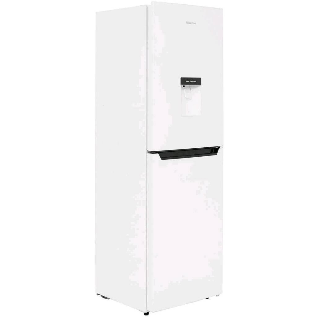 Hi sense fridge freezer with water dispenser