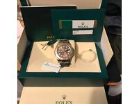 Rolex ever rose yacht master