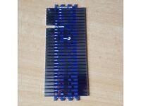 JAMMA 56 pin Adaptor Fingerboard PCB - 6 button compatible - BRAND NEW!
