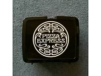 Pizza Express branded lunch box