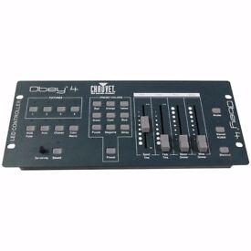CHAUVET DJ Obey 4 Compact DMX Controller for LED Wash Lights