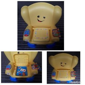 Fisher-Price Laugh and Learn Smart Stages Activity Chair