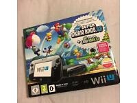Wii U 32Go + 5 games + 2 Wiimote