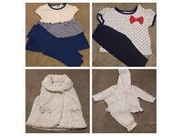 6-9 month old clothes Bundle 38 items