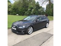 2009 Audi A4 s-line 2.0tdi nearest offer gets it!!!