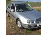 Rover 25 LOW MILLAGE CHEAP CAR