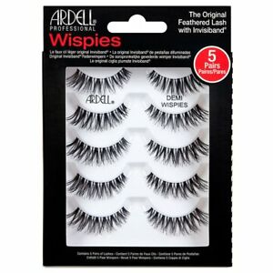 8480101f70f Ardell Lashes Multipack of False Eyelashes - Demi Wispies (Contains 5  Pairs!)