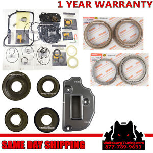 a88d794d6b8 VW Audi 6 Speed 09G Master Transmission Rebuild Seal Overhaul Kit O9G TF60SN