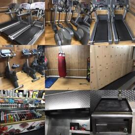 D2 licence commercial premises gymnasium
