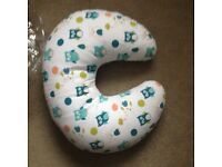 breastfeeding nursing pillow mothercare