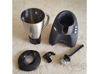 Kenwood Smoothie Pro SB300 Series - Stainless Steel And Graphite Base