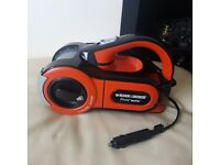 **REDUCED**BLACK AND DECKER Car Vacuum cleaner