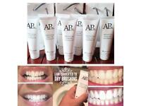 WIN A PEROXIDE FREE WHITENING TOOTHPASTE