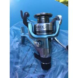 Shimano SPIREX 4000RG Rear drag twin handle Rare