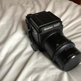 Mamiya Rz67 Pro I wlf 180mm lens 6x7 medium format