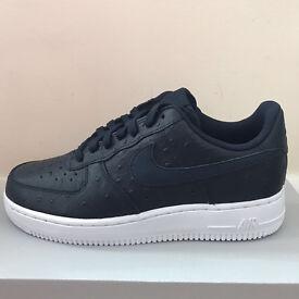 Nike Air Force 1 '07 LV8 - Obsidian, Size UK 6