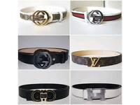 Gucci, Hermes, Louis vuitton belts wholesale