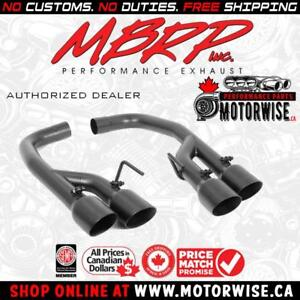 MBRP Pro Series Axleback Exhaust System | 2018 Ford Mustang GT | Shop & Order Online at www.motorwise.
