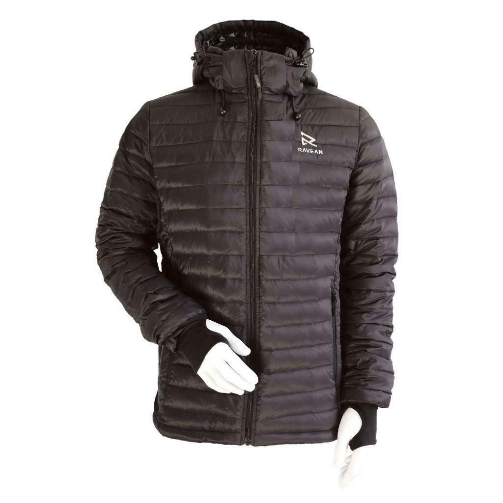 Ravean 100% Down Heated Jacket for