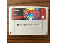 Super Nintendo Entertainment System - Super Metroid