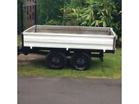 Wessex Tipper Trailer
