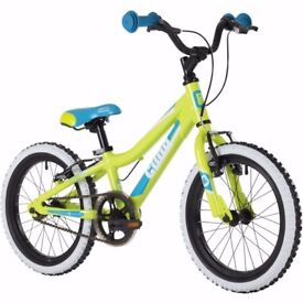 CUDA BLOX 16inch KIDS UNISEX MOUNTAIN BIKE ALLOY FRAME 5-8 Years with Stabilisers