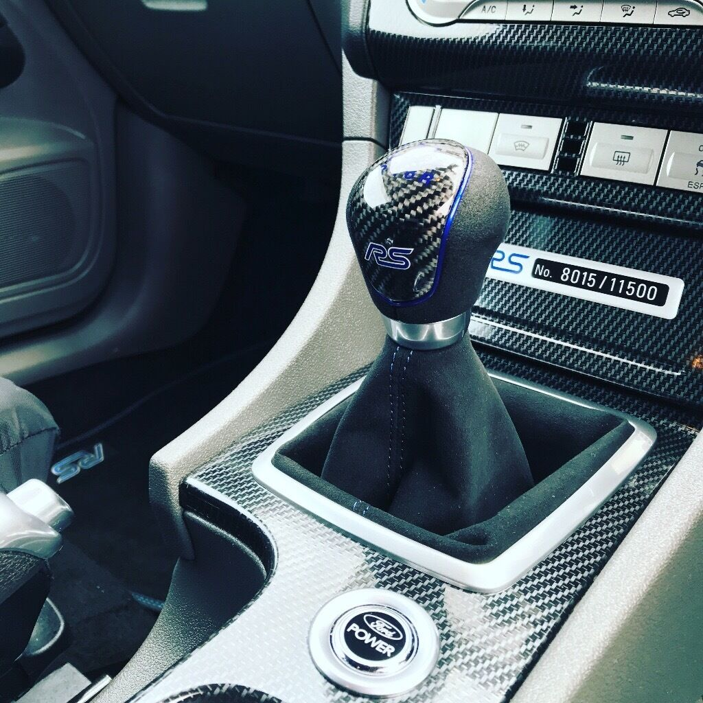 Focus Rs Mk2 Custom Made Ss Tuning Gearknob With Gaitor 163 125 In Dyce Aberdeen Gumtree