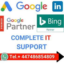Website Design, Seo, PPC, Leads Generation, Full IT Support