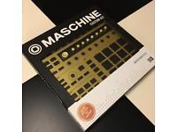 Native instruments gold kit maschine mk2