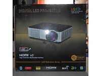 DIGITAL LED PROJECTOR HDX-A60 Full HD 1080P