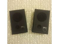 Jamo U-50 speakers