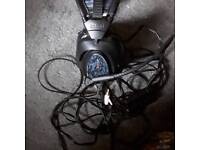 Gioteck Headset Ex-05 S (PC,Mac,Xbox 360,PS3, PS4) Gaming headphones used no box