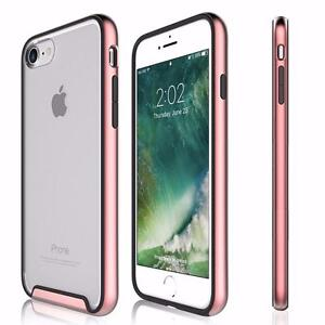 iPhone 7 and 6 Plus Phone Case and Tempered Glass SCreen Protector