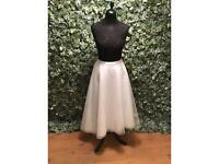 Bridesmaid / Party Skirt - Size 18