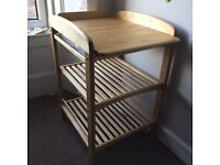 Changing Table ('Anna' by John Lewis)