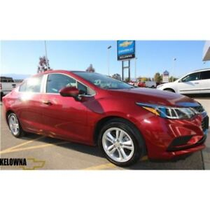 2017 Chevrolet Cruze LT Auto | Tech Package | Bluetooth | Backup