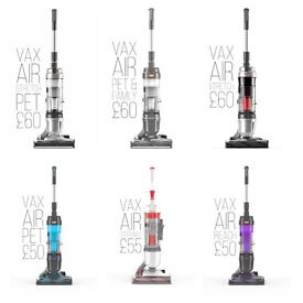 Refurbished Vacuums Hoovers warranty & delivery