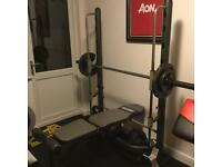 Marcy Half Smith Machine