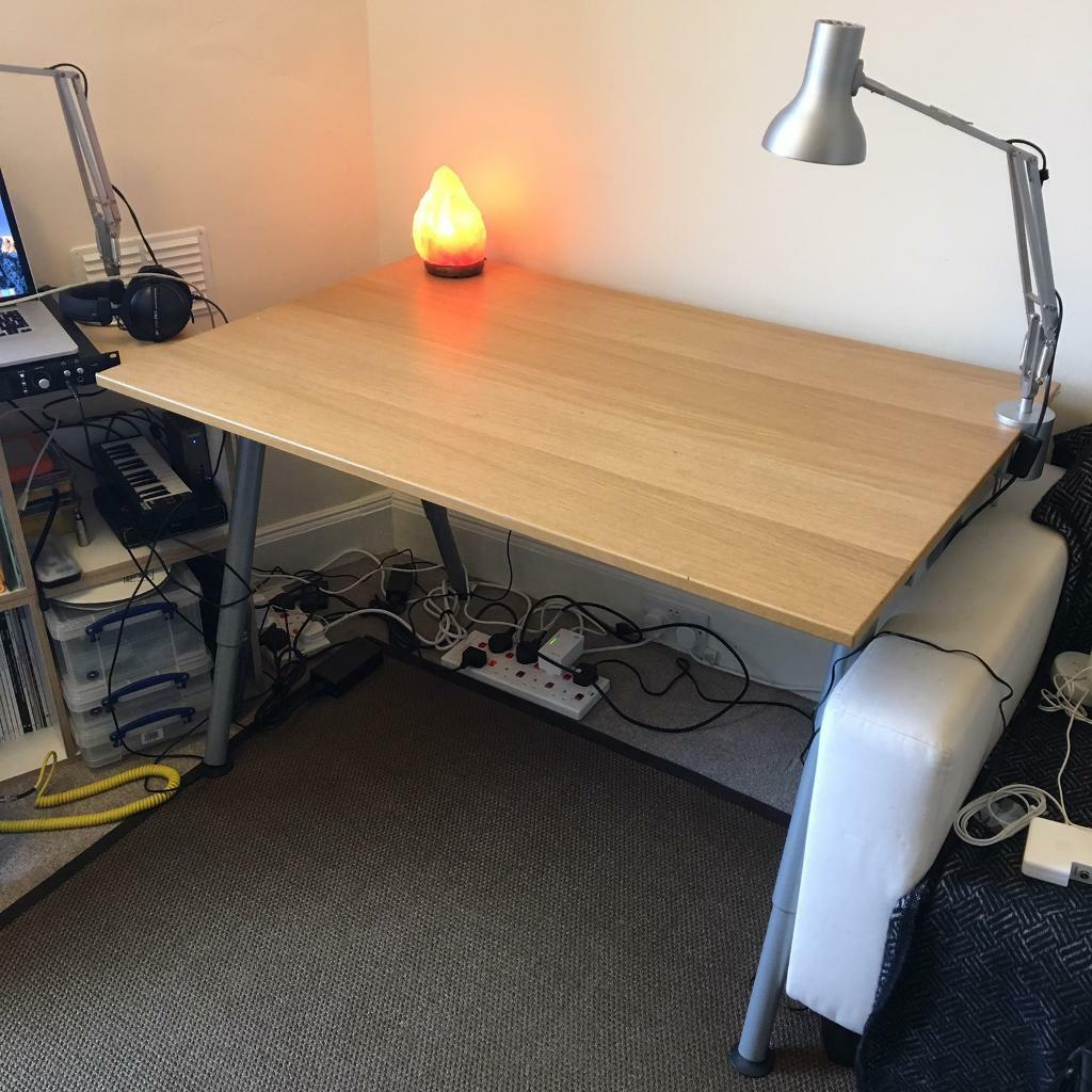 ikea galant office desk. adjustable height office desk ikea galant 80cm x 120cm ikea galant o
