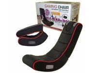 Brand New Cyber Rocking Gaming Chair - More info 0161 220 1746