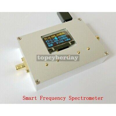 10-6000mhz Rf Spectrum Analyzer Signal Source Power Meter Fr Wifi Lte Gsm Gprs