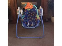 Fisher Price Take Along Swing